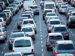 Diesel Engine maintenance: Traffic situation during Thanksgiving