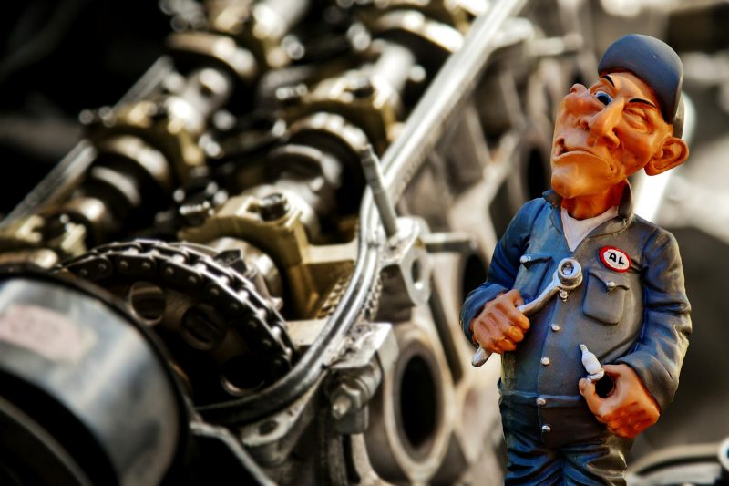 Diesel Engine Mechanic